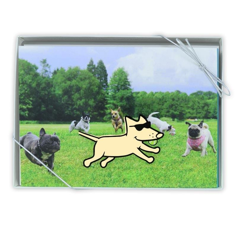 Dog Daze - Greeting Cards