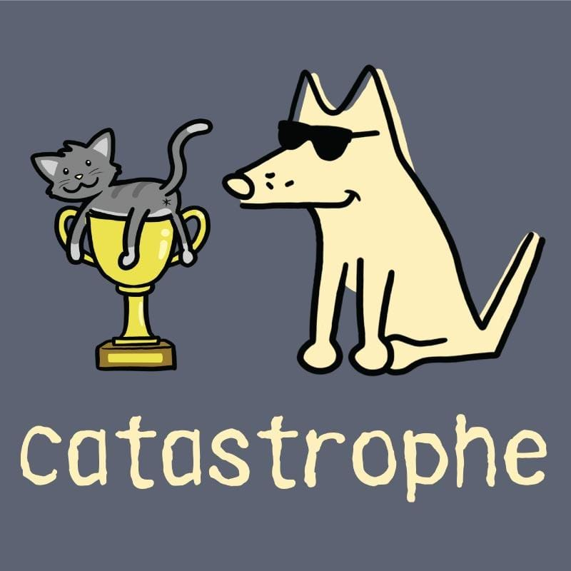 Catastrophe - Classic Long-Sleeve T-Shirt