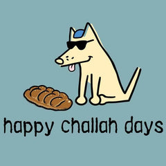 Happy Challah Days - Classic Tee