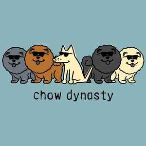 Chow Dynasty - Classic Tee - Teddy the Dog T-Shirts and Gifts
