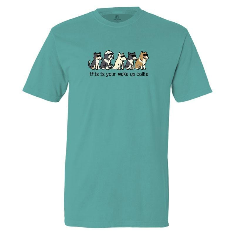 This Is Your Wake Up Collie - Classic Tee