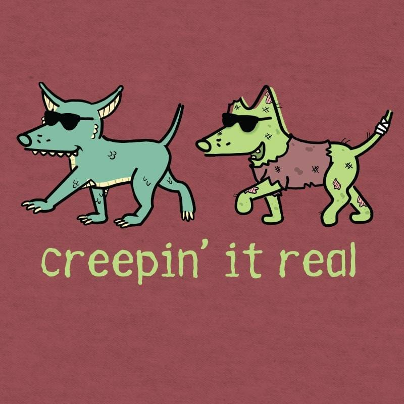 Creepin' It Real - Lightweight Tee