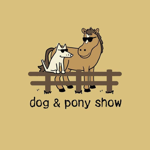 Dog and Pony Show - Ladies T-Shirt V-Neck