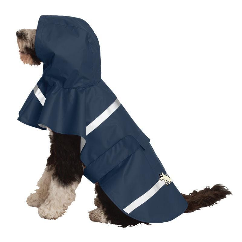 Doggie Rain Jacket - Teddy the Dog T-Shirts and Gifts