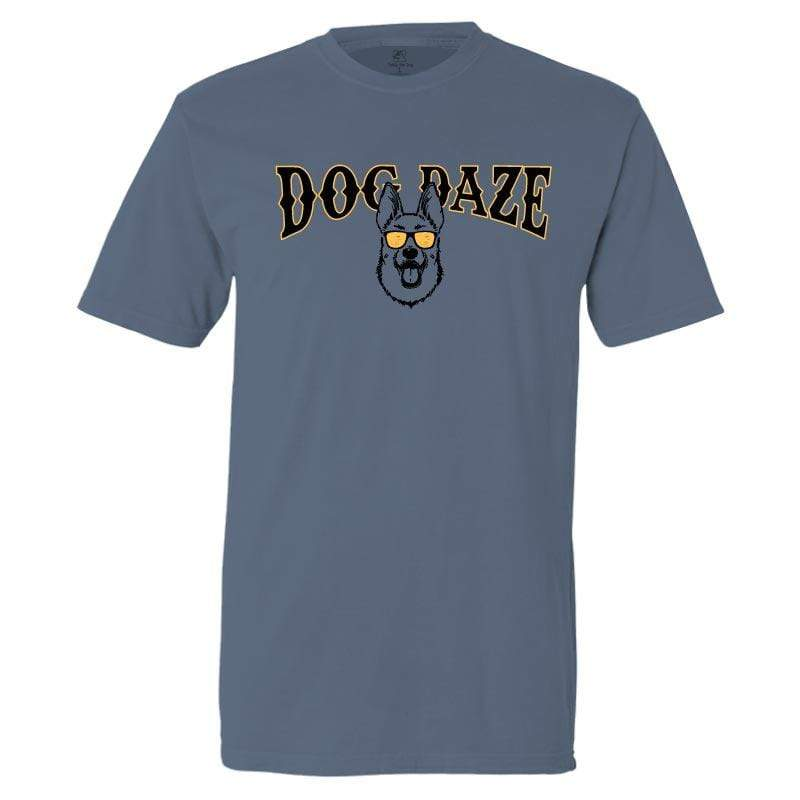 Dog Daze - German Shepherd - Classic Tee