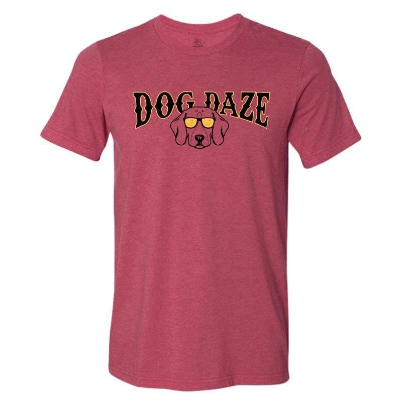 Dog Daze - Beagle - Lightweight Tee