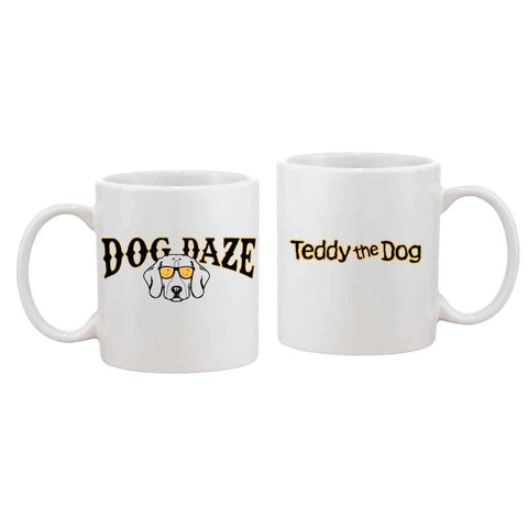 Dog Daze - Beagle - Coffee Mug