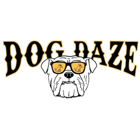 Dog Daze - Bulldog - Coffee Mug