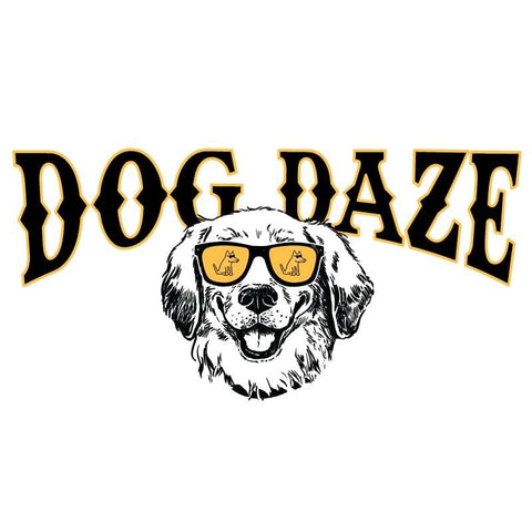 Dog Daze - Golden Retriever - Coffee Mug