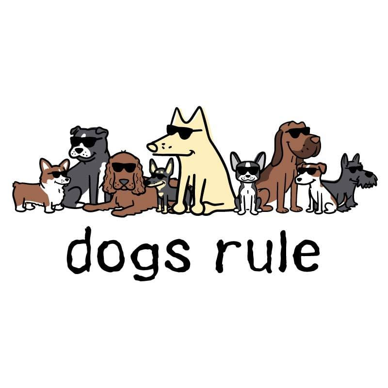 Dogs Rule - Coffee Mug