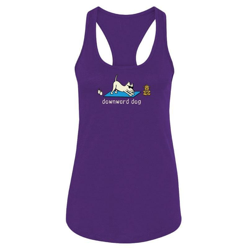 Downward Dog - Ladies Tank Top