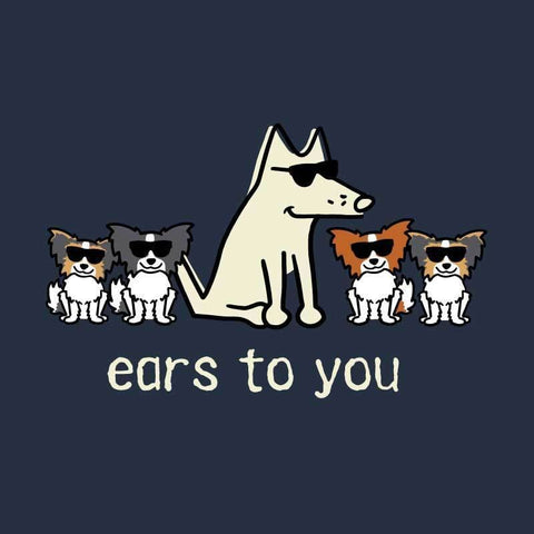 Ears to You - Ladies T-Shirt 3-4 Sleeve