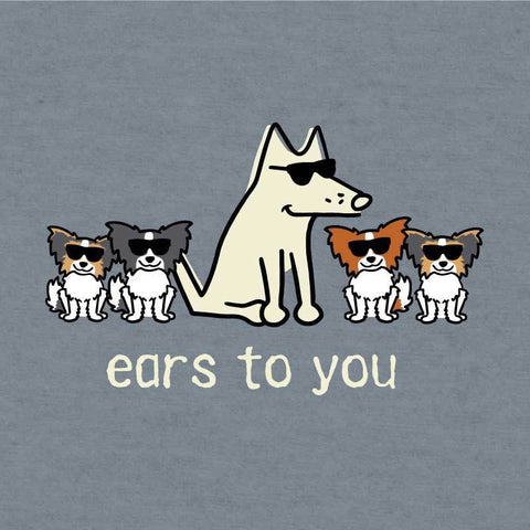 Ears To You - Lightweight Tee