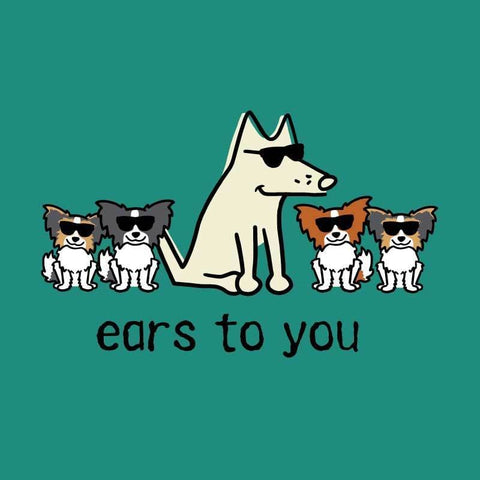Ears To You - Ladies Long-Sleeve T-Shirt