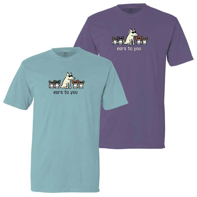 Ears to You - Classic Tee - Teddy the Dog T-Shirts and Gifts