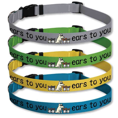 Ears To You- Dog Collars