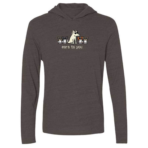 Ears To You - Long Sleeve T-Shirt Hoodie