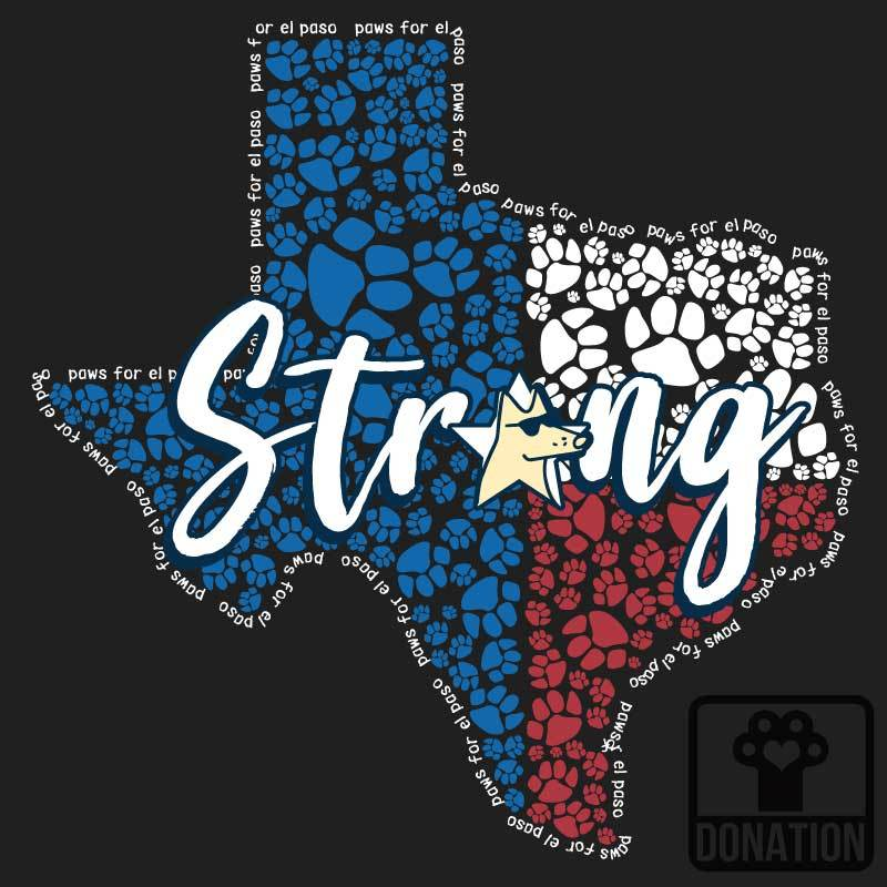 El Paso Strong - Classic Tee