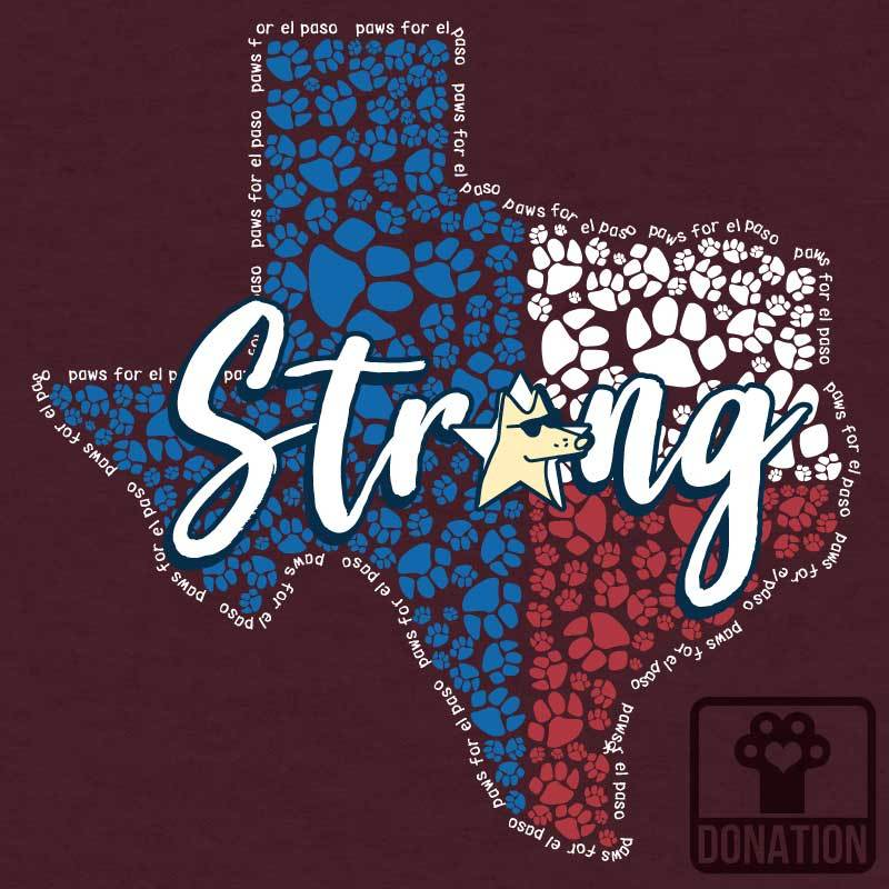 El Paso Strong - Lightweight Tee