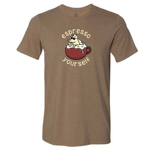 Espresso Yourself - Lightweight Tee