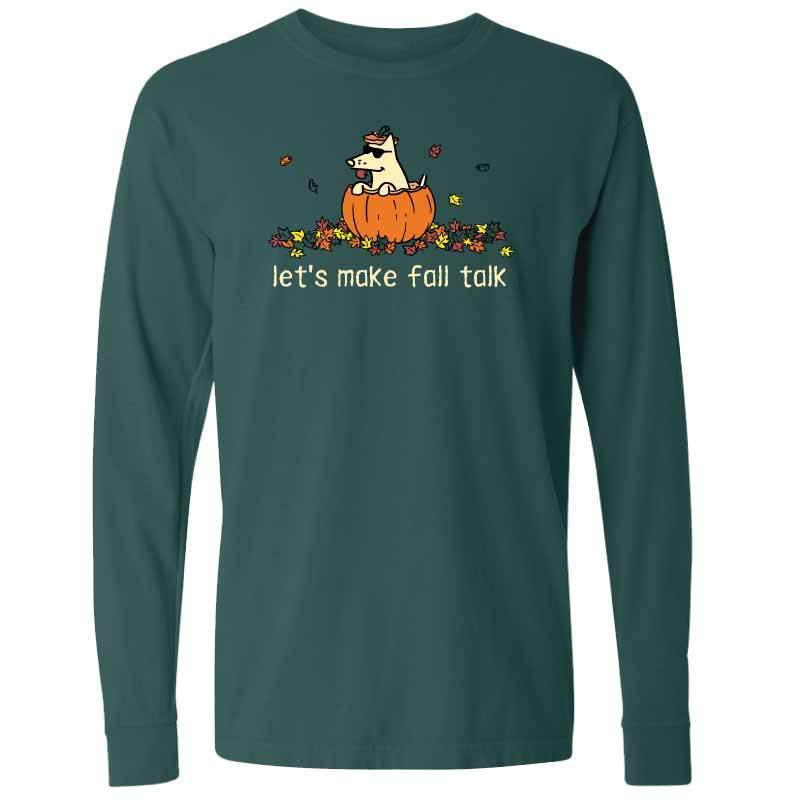 Let's Make Fall Talk - Long-Sleeve T-Shirt Classic