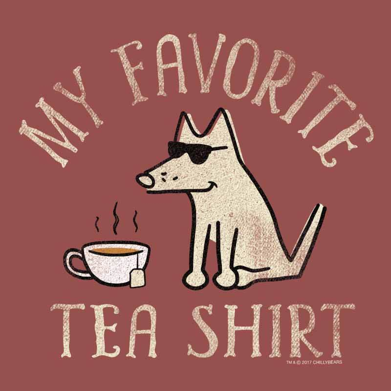 My Favorite Tea Shirt - Classic Tee