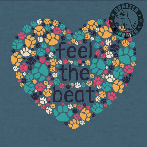 Feel The Beat - Lightweight Tee
