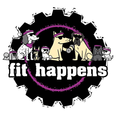 Fit Happens - Coffee Mug