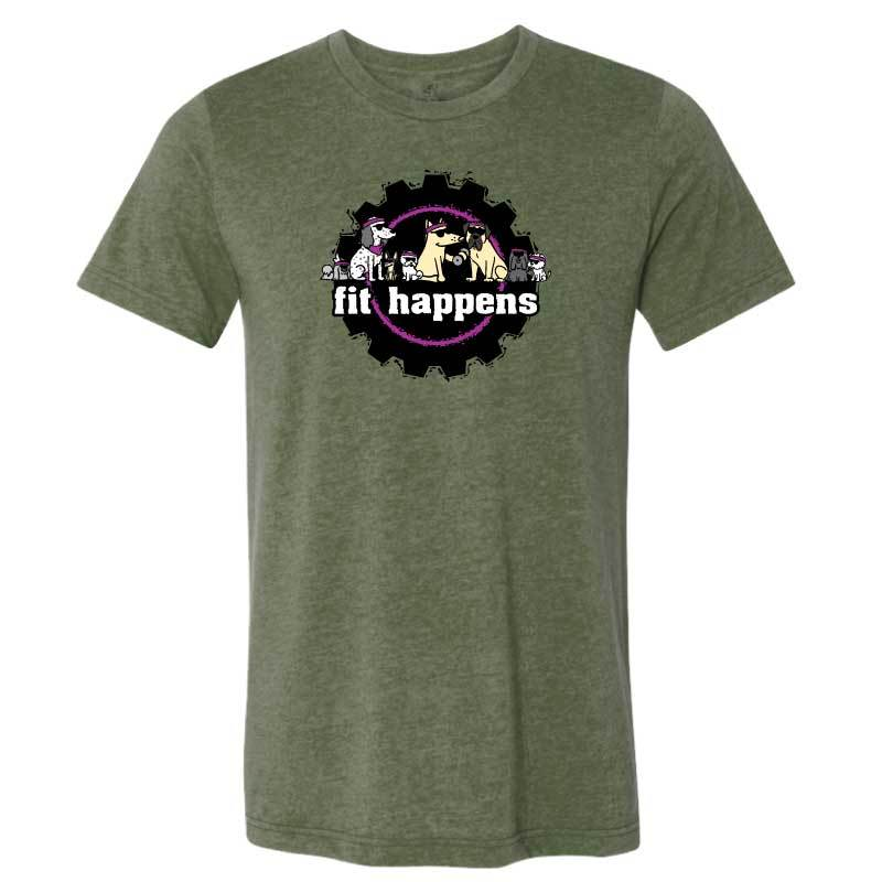 Fit Happens - Lightweight Tee