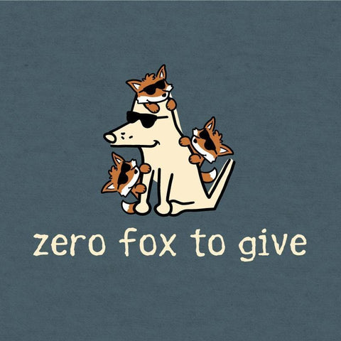 Zero Fox To Give - Lightweight Tee