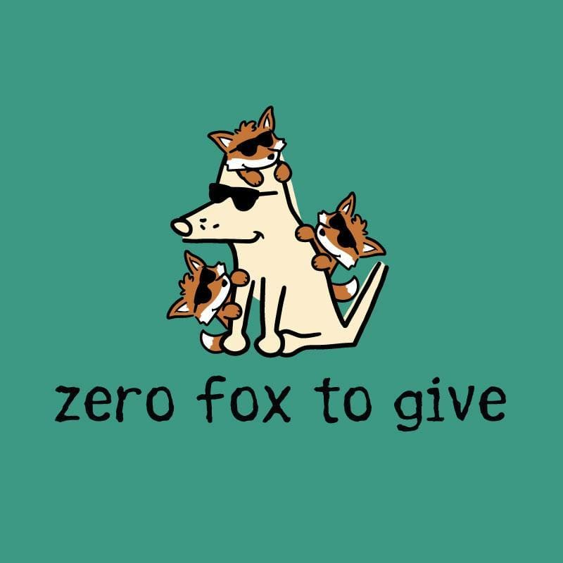 Zero Fox To Give - Long-Sleeve T-Shirt Classic