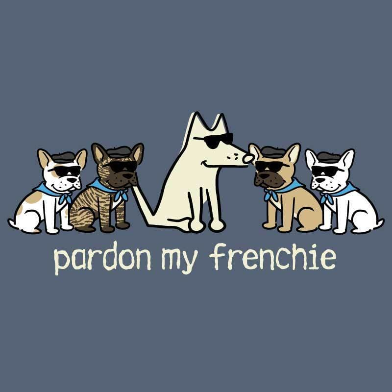 Pardon My Frenchie - Classic Tee