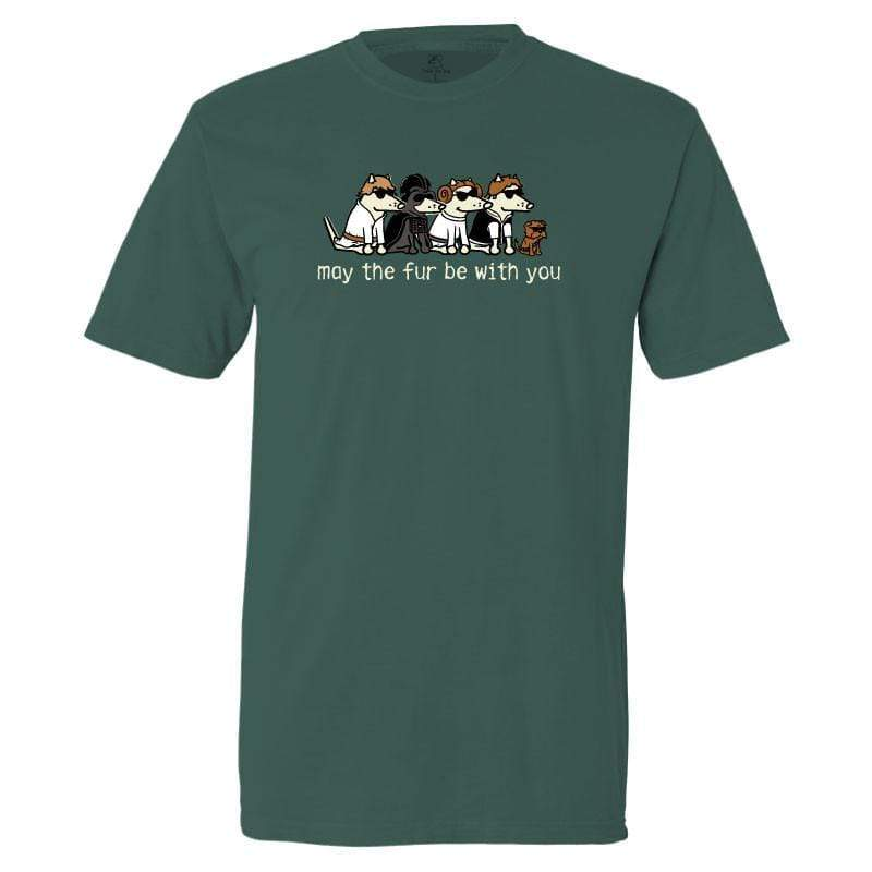 May The Fur Be With You - Classic Tee