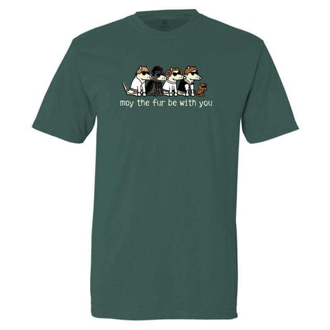 May The Fur Be With You Classic Tee