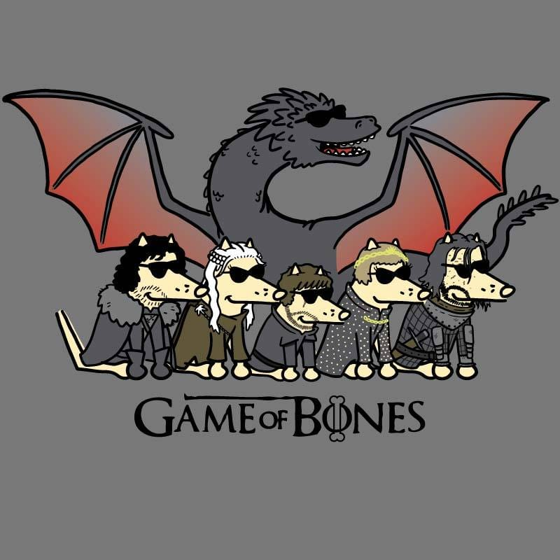 Game Of Bones Final Season - Classic Tee