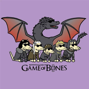 Game of Bones Final Season - Ladies T-Shirt V-Neck