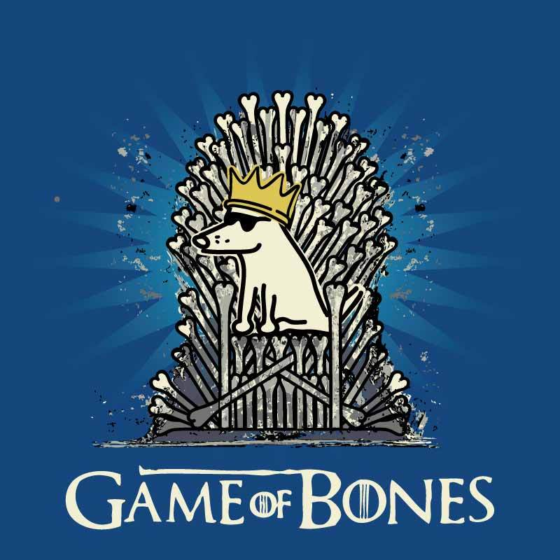 Game Of Bones - Ladies T-Shirt V-Neck