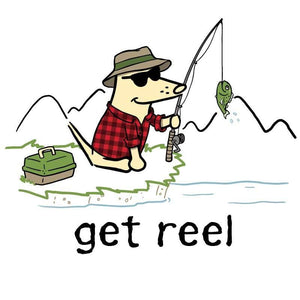 Get Reel - Coffee Mug