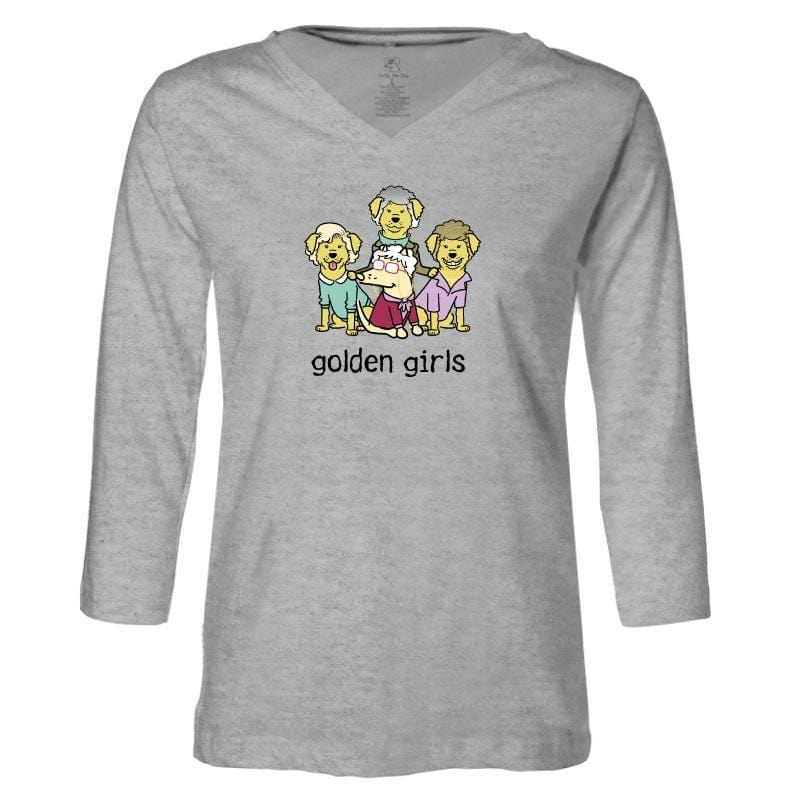 Golden Girls - Ladies T-Shirt 3-4 Sleeve
