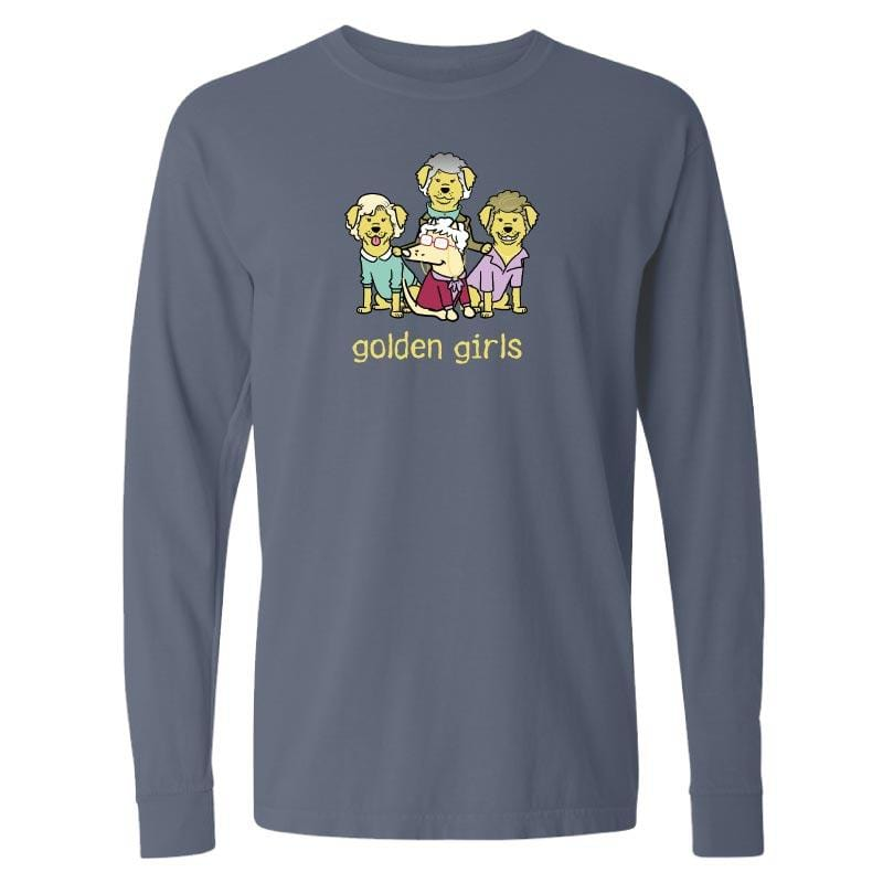 Golden Girls  - Classic Long-Sleeve T-Shirt