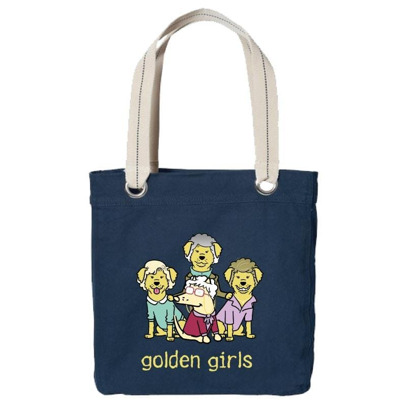 Golden Girls - Canvas Tote