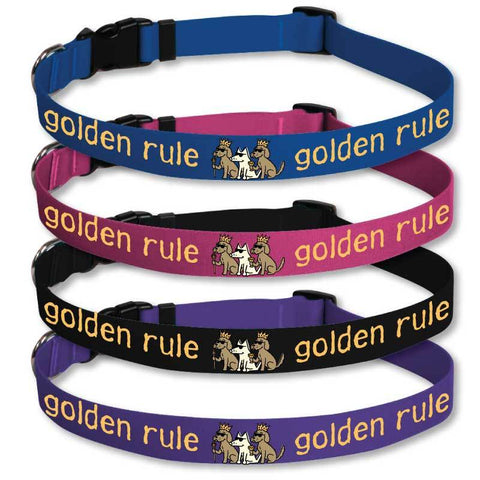 Golden Rule - Dog Collars