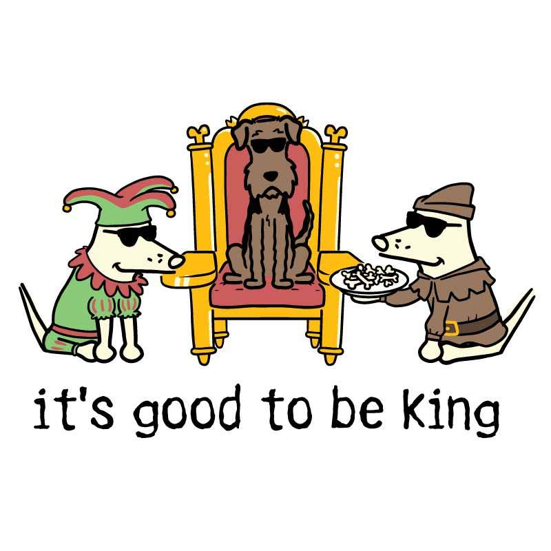 It's Good To Be King - Coffee Mug