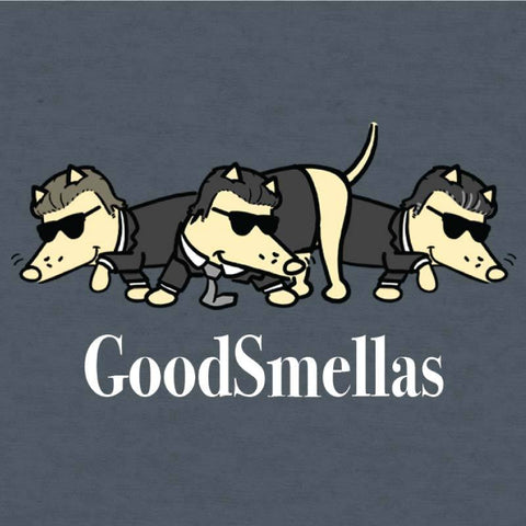 GoodSmellas - Lightweight Tee