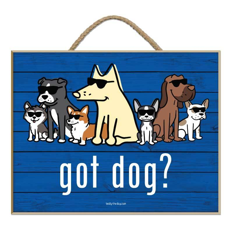Got Dog? - Plaque
