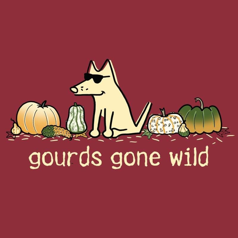 Gourds Gone Wild - Classic Long-Sleeve T-Shirt