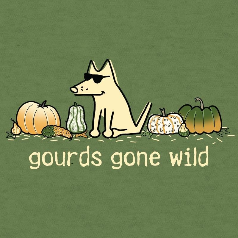 Gourds Gone Wild  - Lightweight Tee