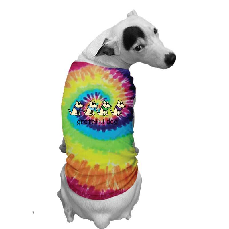 Grateful Dog - Doggie Tee