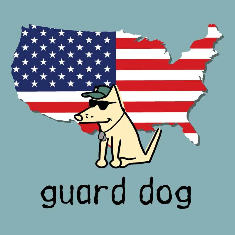 Guard Dog - Classic Tee