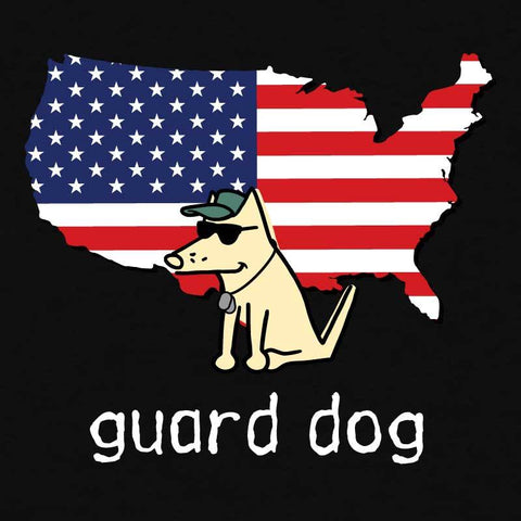 Guard Dog  - Lightweight Tee